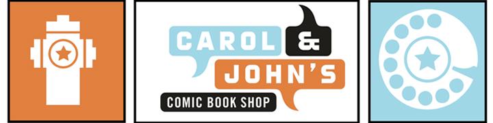 Carol & John's Comic Book Shop
